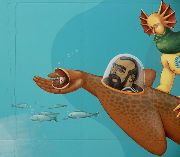 """20,000 Leagues Under the Sea"" by Kislow and WaOne: jux_wa_one_kislow10.jpg"