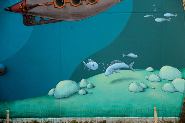 """20,000 Leagues Under the Sea"" by Kislow and WaOne: jux_wa_one_kislow11.jpg"
