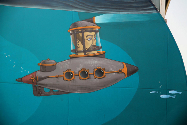 """20,000 Leagues Under the Sea"" by Kislow and WaOne: jux_wa_one_kislow3.jpg"