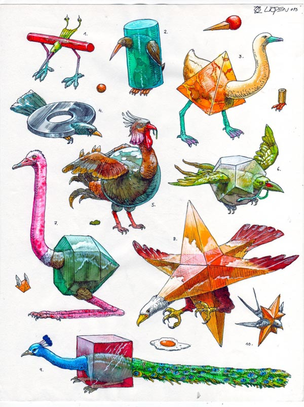 New Hybrid Bird illustrations by Liqen: jux_liqen3.jpg