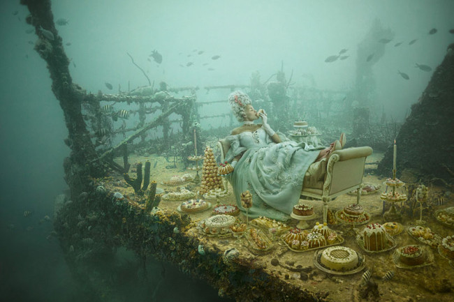Andreas Franke's 'The Sinking World' @ An Underwater Gallery: 24.27 N, 81.44 W: Andreas-Franke3-650x433.jpg