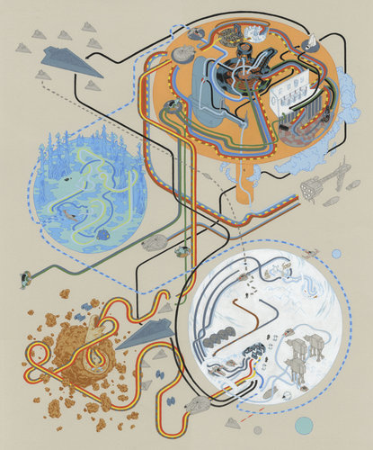 Star Wars Maps by Andrew DeGraff: 1671595-slide-0-swempire4.jpg