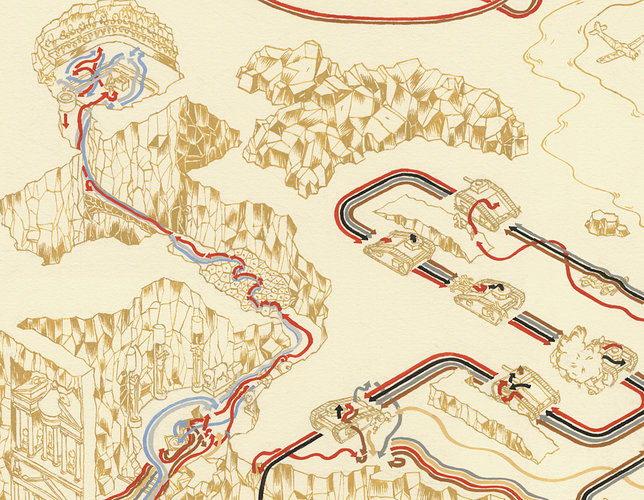 Star Wars Maps by Andrew DeGraff: 1671595-slide-1-indylastcrusadelayer.jpg