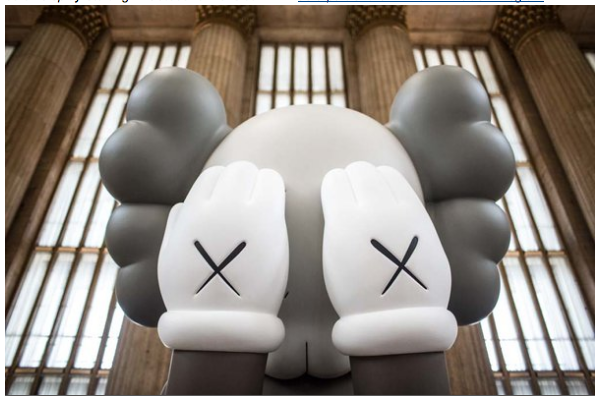 KAWS: Companion (Passing Through) @ Philadelphia's 30th Street Station: Screen shot 2013-04-19 at 1.30.46 PM.png