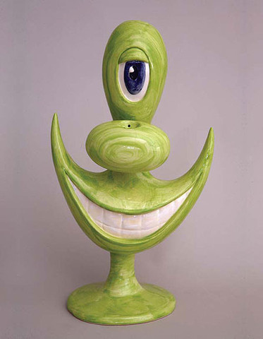 "Kenny Scharf's ""Object for Enjoyment"": object_green_lrg_large.jpg"