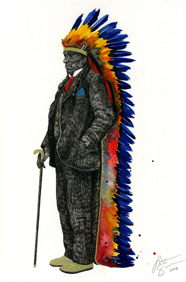 Heritage by Felipe Merida: Chief-for-Cara-Painting-by-TIPI-THIEVES-2453.jpg