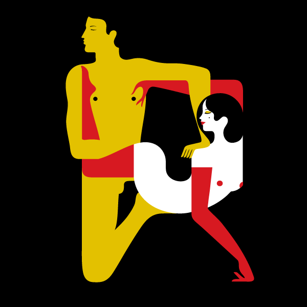 The Kama Sutra Project by Malika Favre: malika5.png