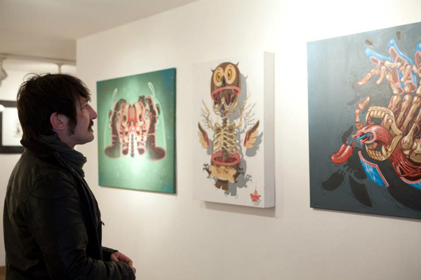 "Photos from ""Pellis OS Omentum"" @ Galo Art Gallery: jux_nychos1.jpg"