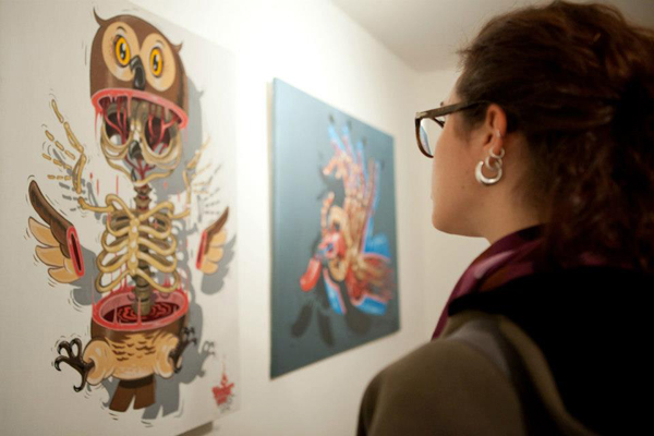 "Photos from ""Pellis OS Omentum"" @ Galo Art Gallery: jux_nychos8.jpg"