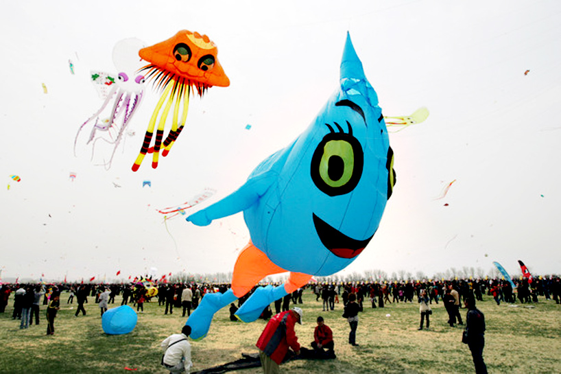 The 30th Annual Weifang International Kite Festival: kites.jpg