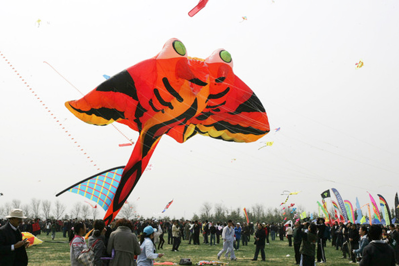 The 30th Annual Weifang International Kite Festival: kites1.jpg