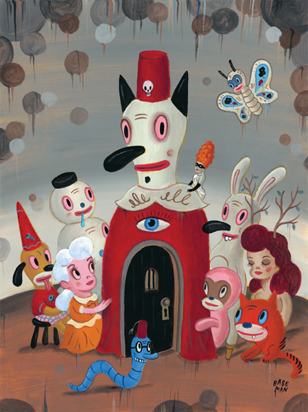 "Gary Baseman ""The Door is Always Open"" @ Skirball Cultural Center, Los Angeles: Baseman_Door_Is_Open_lg.jpg"