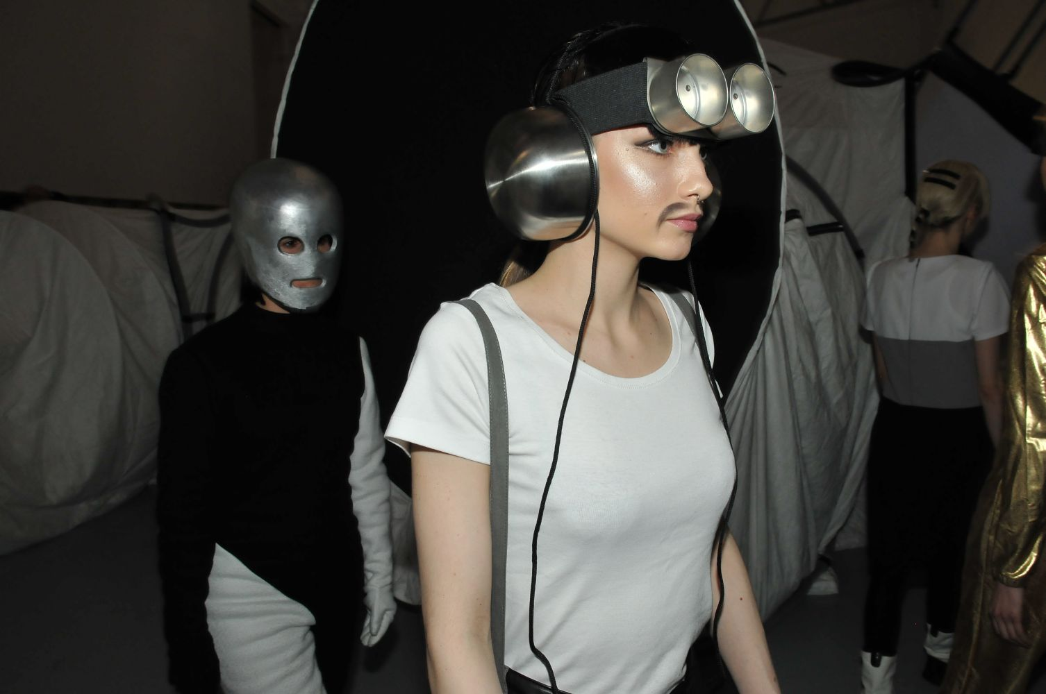 Larger Than Life Space Suit Houses Fashion Show: 003580.jpg