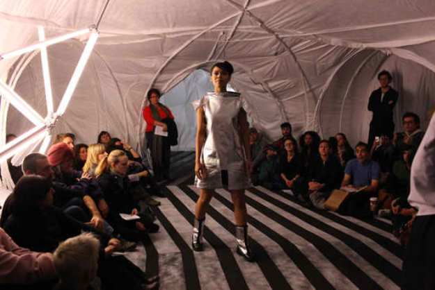 Larger Than Life Space Suit Houses Fashion Show: Mother-Earth-Sister-Moon-4.jpg