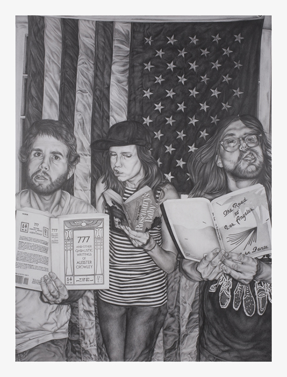 Derek Albeck's Graphite Drawings: American Headache Group.jpg