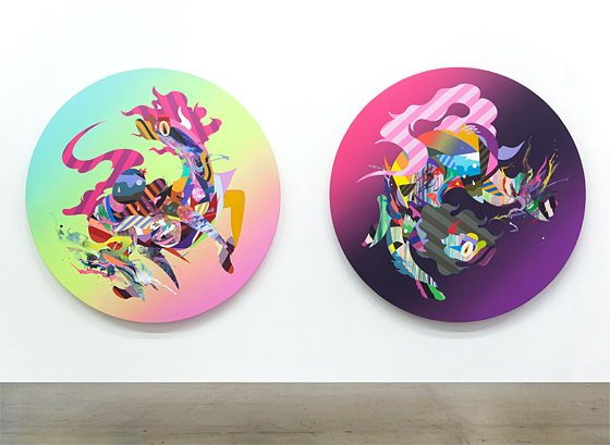 Paintings by Tomokazu Matsuyama: 001.jpg