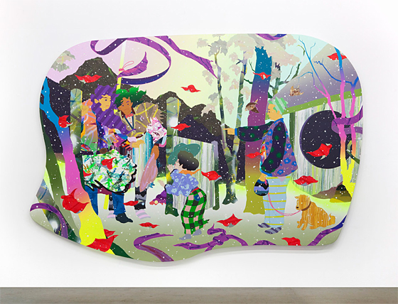 Paintings by Tomokazu Matsuyama: 003.jpg
