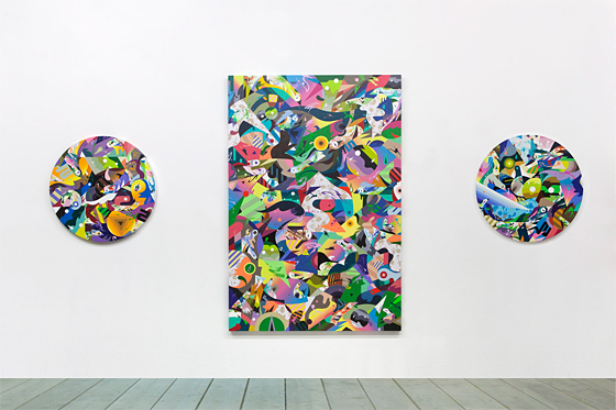 Paintings by Tomokazu Matsuyama: 007.jpg