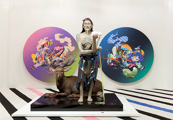 Paintings by Tomokazu Matsuyama: 008.jpg