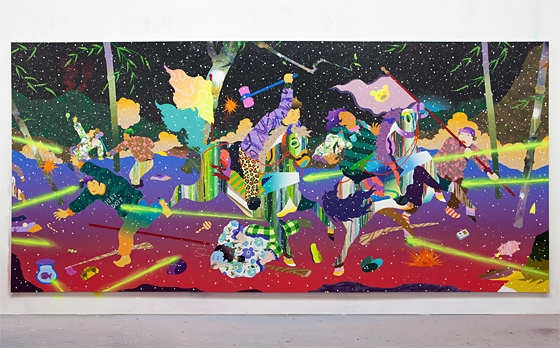 Paintings by Tomokazu Matsuyama: 012.jpg