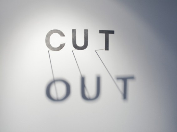Shadows, Typography and Installation by Fred Eerdekens: AbsolutelyMindBlowingShadowTypographyArtbyFredEerdeken2.jpg