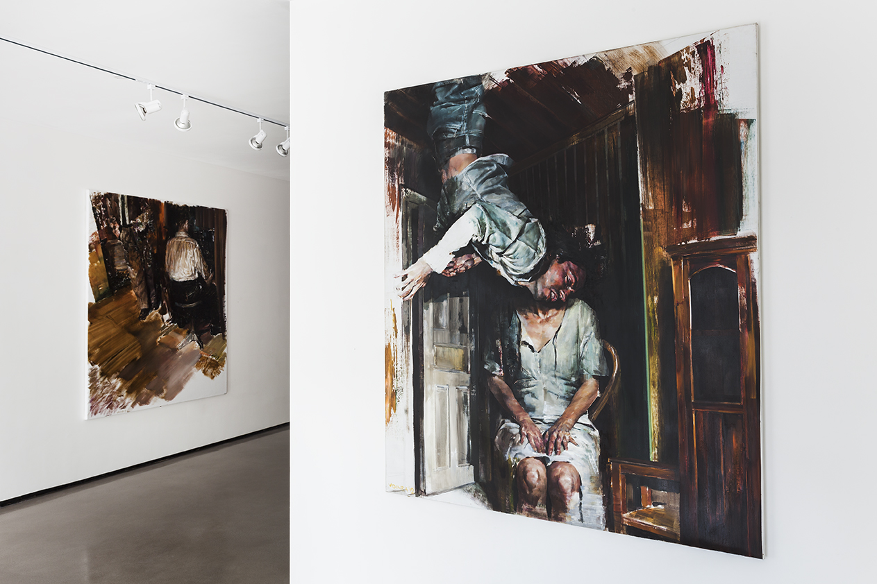 "Dan Voinea ""A Momentary Rise of"