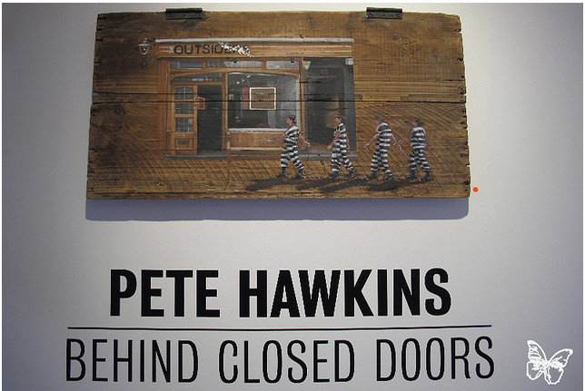 "Opening: Pete Hawkins ""Behind Closed Doors"" @ The Outsiders, London: Screen shot 2013-04-28 at 1.45.55 PM.png"