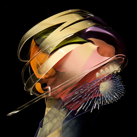Dimensional Painting and Sculpture by Adam Neate: adam-neate-04.jpg