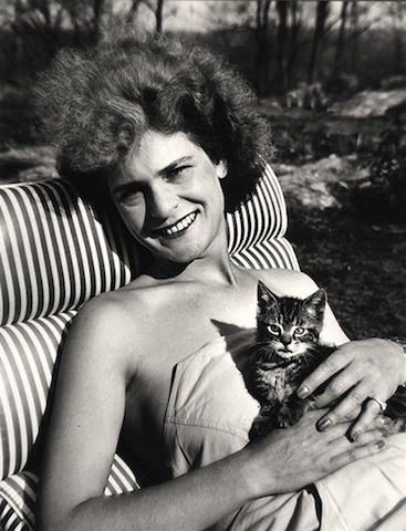 Famous Artists and Their Cats: kitty.jpg