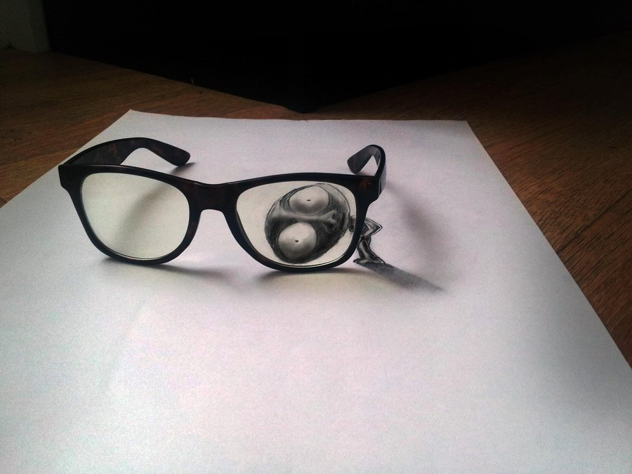 3D Drawings by Muhammad Ejleh: i_can_see_you_____by_jjkairbrush-d5gxg7e.jpg
