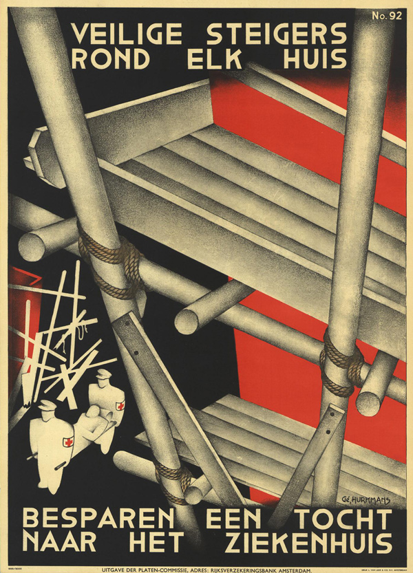 Vintage Safety Posters from the Netherlands: 1939-G-Hurkmans.jpg