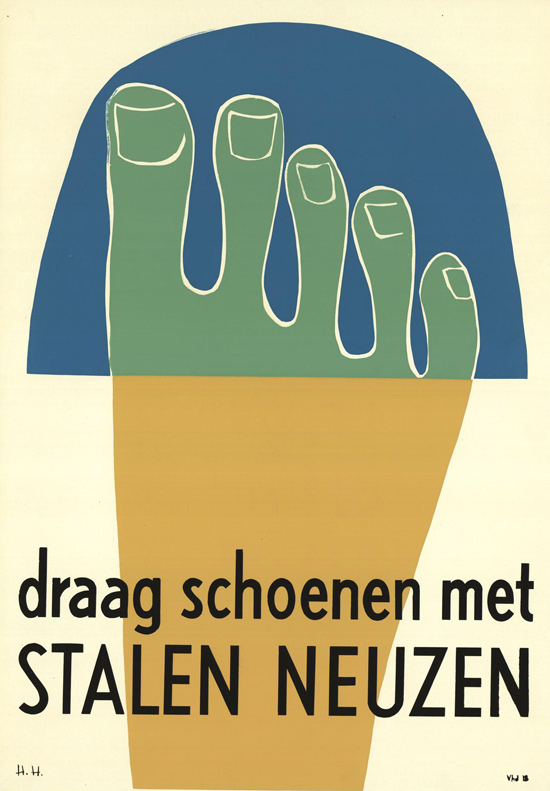 Vintage Safety Posters from the Netherlands: 1950-1959.jpg