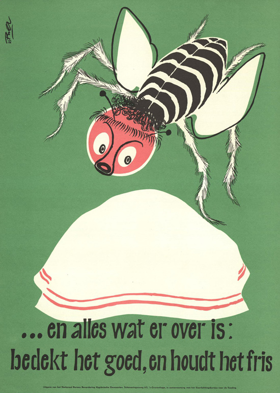 Vintage Safety Posters from the Netherlands: 1950-1970-V-Riel.jpg