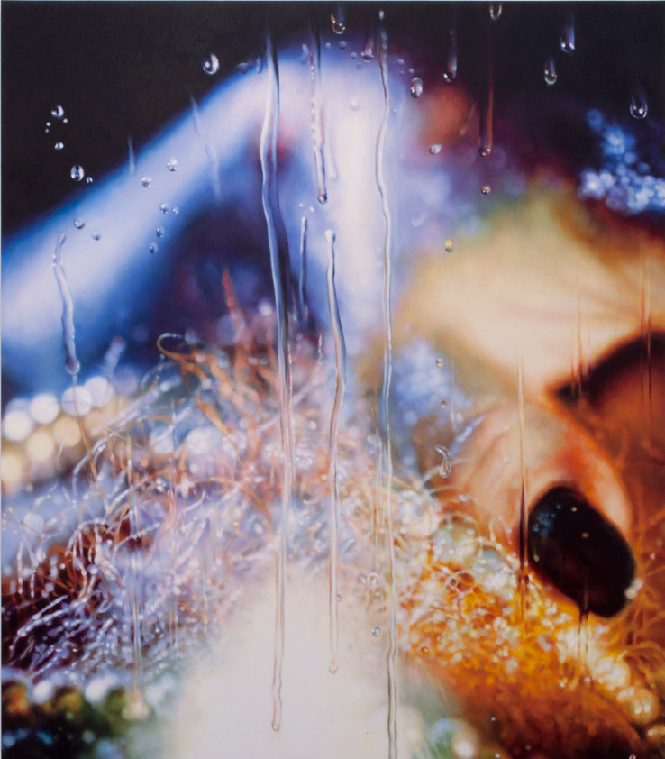 New Work from Marilyn Minter: BurningBush1.jpg
