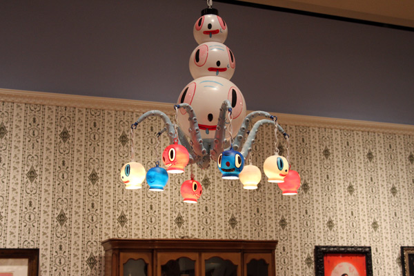In L.A.: Gary Baseman @ Skirball Cultural Center: baseman_4801.jpg