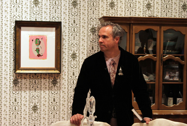 In L.A.: Gary Baseman @ Skirball Cultural Center: baseman_4805.jpg