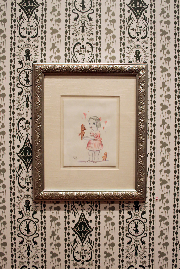 In L.A.: Gary Baseman @ Skirball Cultural Center: baseman_4822.jpg