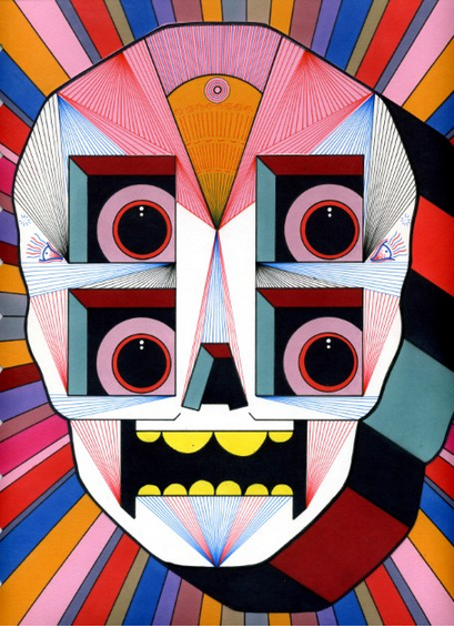 Psychedelic Robot Skulls by David M. Cook: Screen shot 2013-05-01 at 11.25.34 AM.png