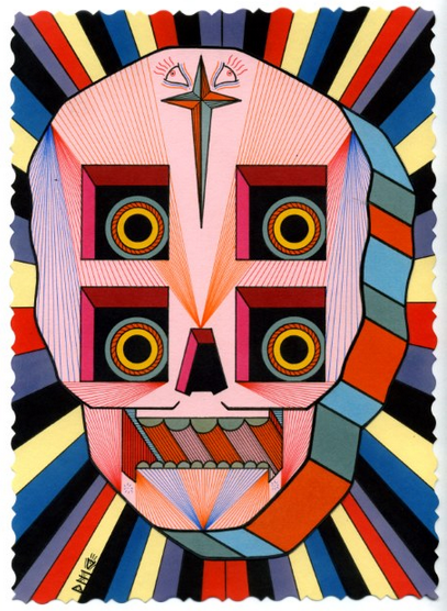 Psychedelic Robot Skulls by David M. Cook: Screen shot 2013-05-01 at 11.26.49 AM.png