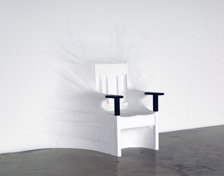 Sculptures by Daniel Arsham: 6_chair.jpg