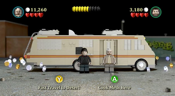 A Conceptual LEGO Breaking Bad Video Game: 7.jpg
