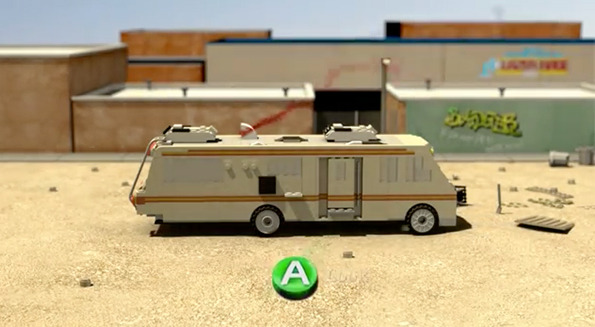 A Conceptual LEGO Breaking Bad Video Game: 8.jpg