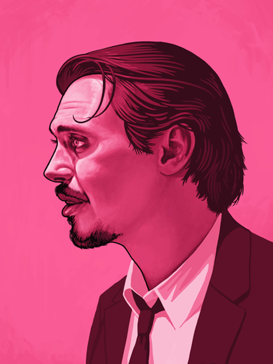 Badass Movie Portraits by Mike Mitchell: 22_mrpink-125.jpg