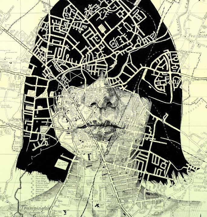Update: Stunning Carved and Illustrated Maps by Ed Fairburn: Juxtapoz-EdFairburn-07.jpg