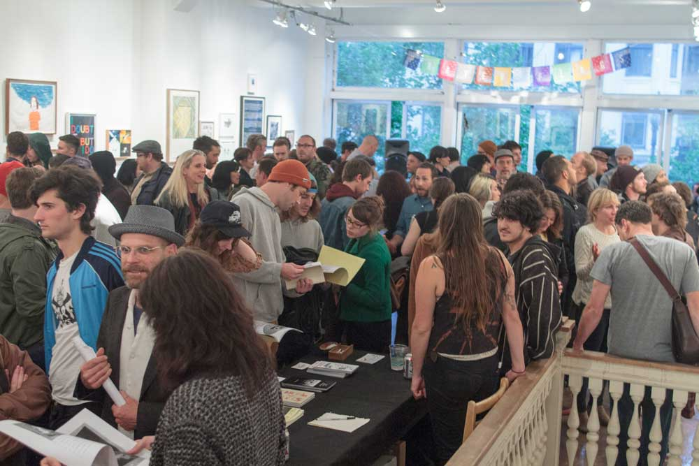 Gallery View: Needles & Pens 10 Year Anniversary Show: Needles-and-Pens_19.jpg