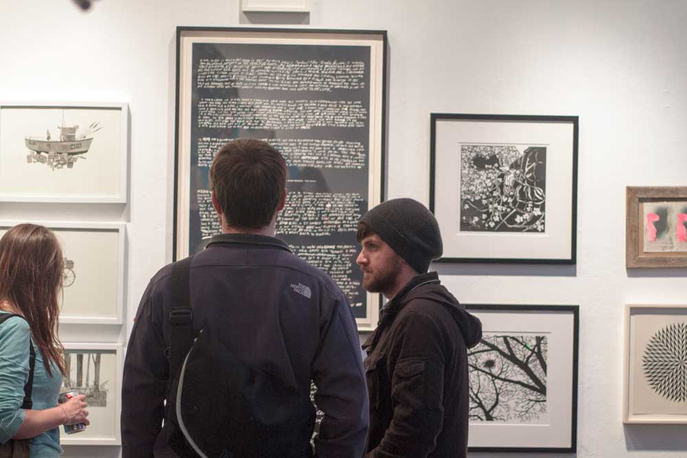 Gallery View: Needles & Pens 10 Year Anniversary Show: Needles-and-Pens_27.jpg