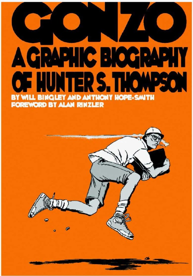 A Graphic Biography of Hunter S. Thompson: Hunter-S.-Thompson1-650x926.jpg