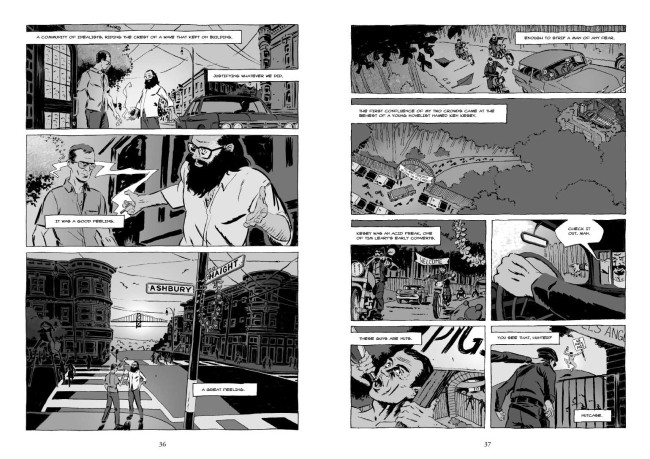 A Graphic Biography of Hunter S. Thompson: Hunter-S.-Thompson6-650x459.jpg