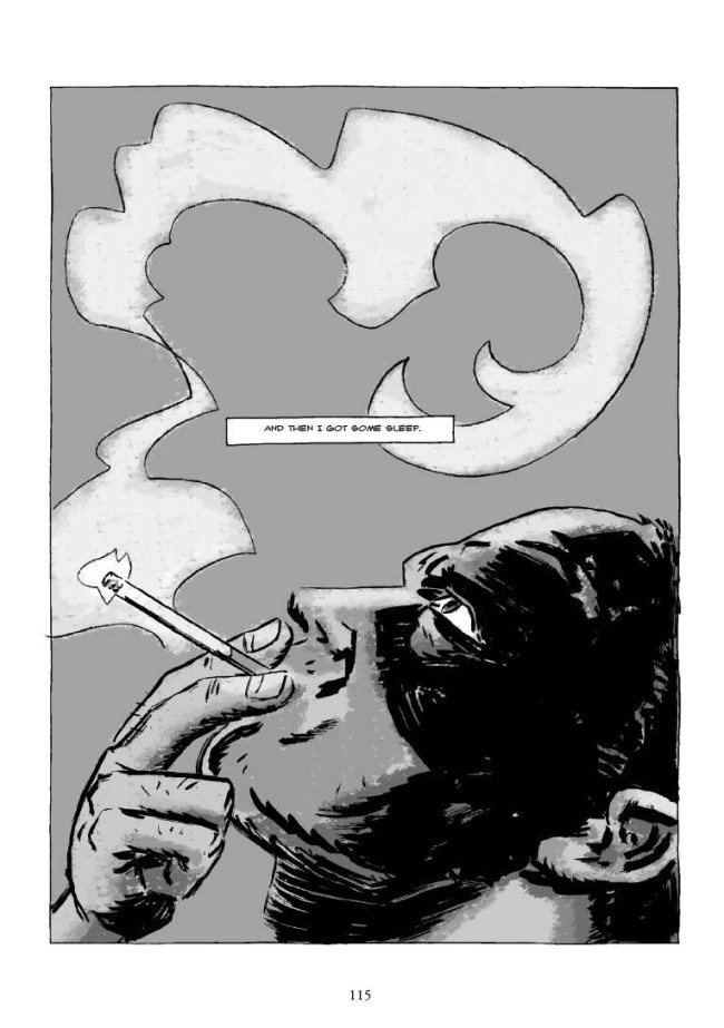 A Graphic Biography of Hunter S. Thompson: Hunter-S.-Thompson7-650x923.jpg