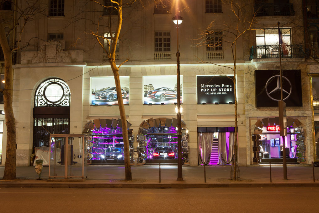 "Mercedes-Benz and the new CLA's ""Untamed"" Installation, Paris: _MG_3049.jpg"